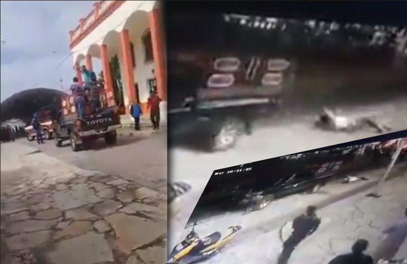 VIDEO/ U premtoi fermerëve rregullimin e rrugës, fermerët