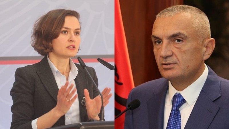 Ilir Meta i del kundër edhe ministres Shahini, ky është ligji