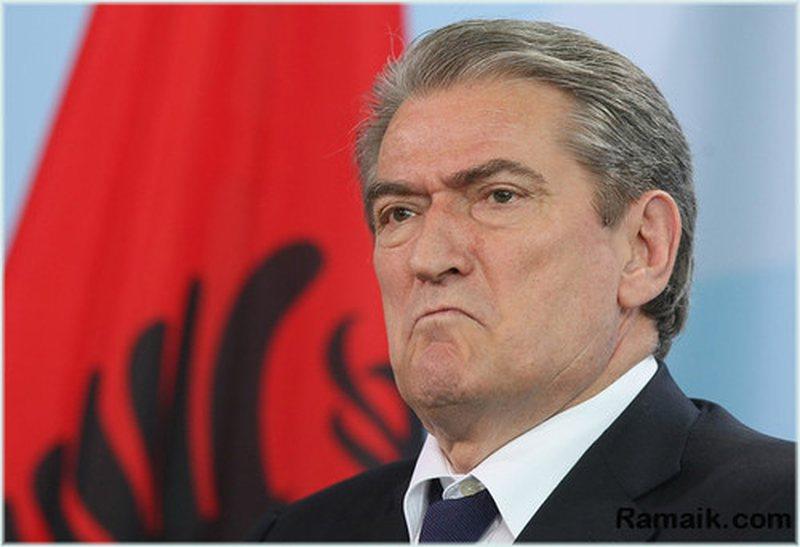 """""""Turp"""", Berisha shpërthen ndaj Ramës dhe hedh akuzat e"""
