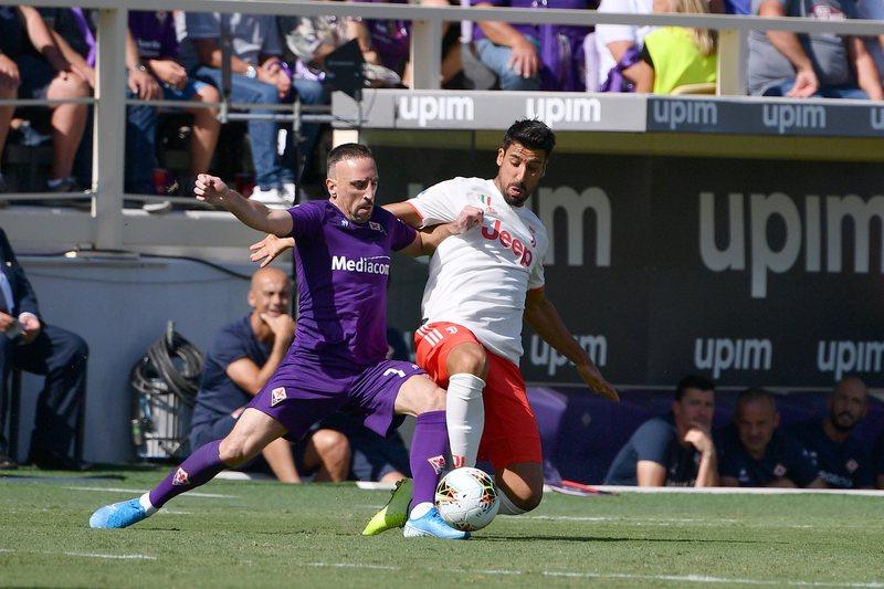 "Fiorentina ndal Juventusin e Sarrit, Riberi ""eklipson"" Ronaldon"