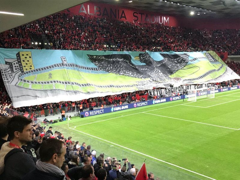 Stadiumi i ri inagurohet me humbje, Franca nuk na diskuton