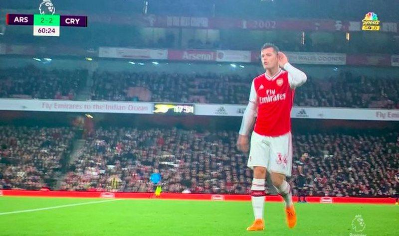"""Granit Xhaka vendos të ardhmen, Arsenali i thotë """"PO"""""""