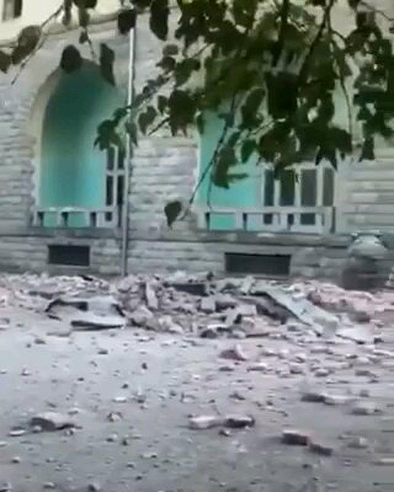 """Tjetër tërmet i fuqishëm """"shkund"""" Shqipërinë"""