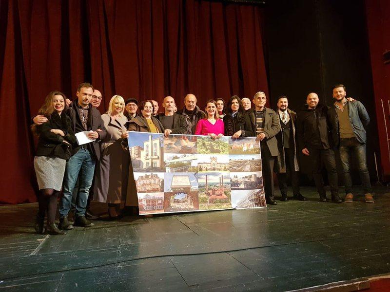 """Europa Nostra"" fut Teatrin Kombëtar mes 14 objekteve më"