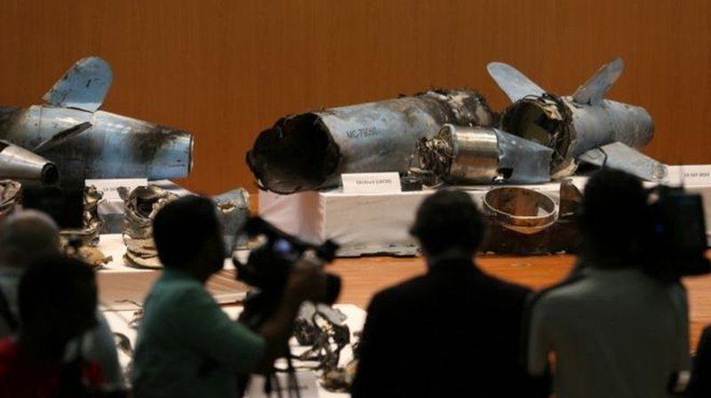 Arabia Saudite prezanton provat e sulmeve mbi rafineritë