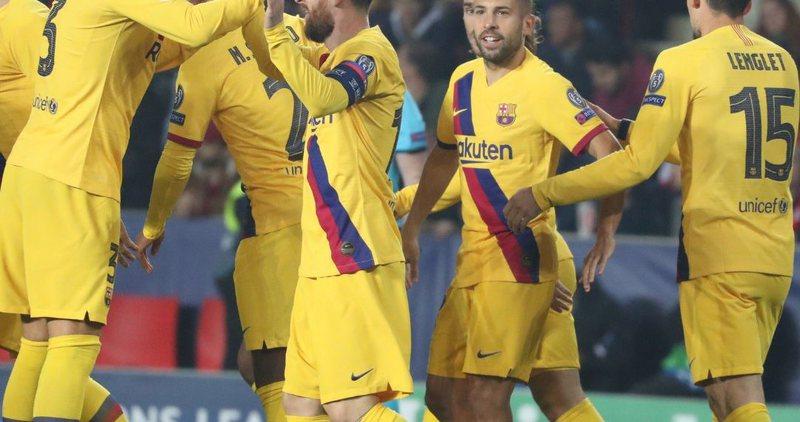 Barcelona i falet Messit, fiton edhe Liverpooli