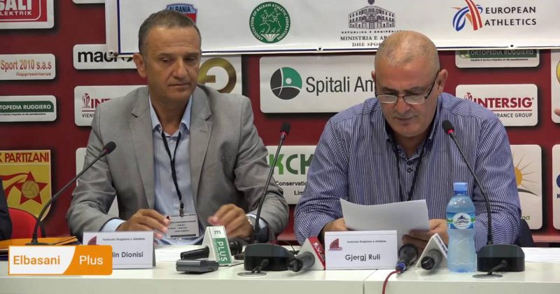 Gjergj Ruli: Futbolli s'na çon në Olimpiadë, atletika