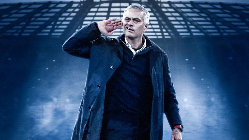 Një lëvizje e bujshme! Jose Mourinho bëhet trajneri i ri i
