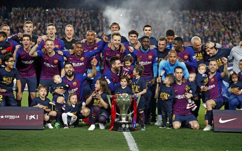 """""""Furtunë"""" tek Barcelona, këta lojtarë pritet të"""