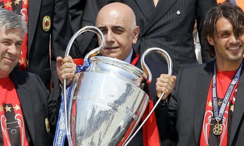 Galiani komenton Milanin: Është klub i madh, nuk është