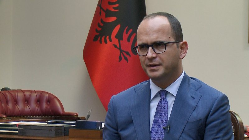 'Rebelohet' Ditmir Bushati: S'mund të fajësojmë