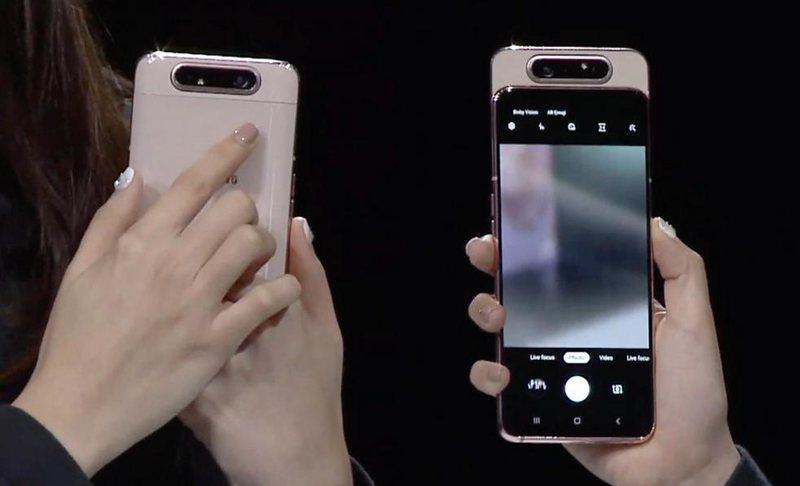 Samsung prezanton risinë më të fundit