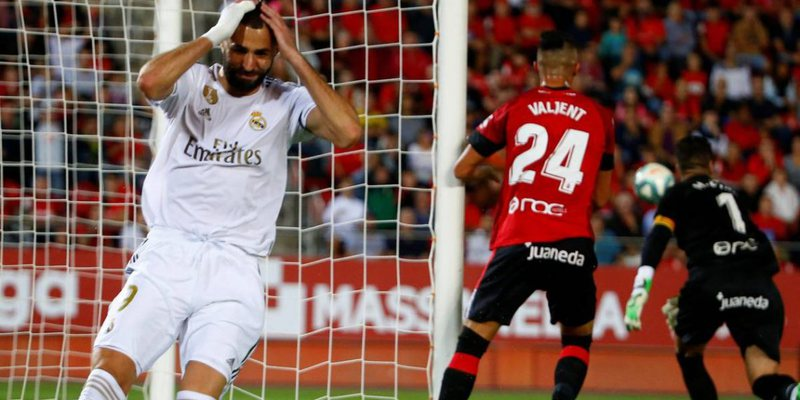 Mallorca shokon Realin, Barcelona merr fronin