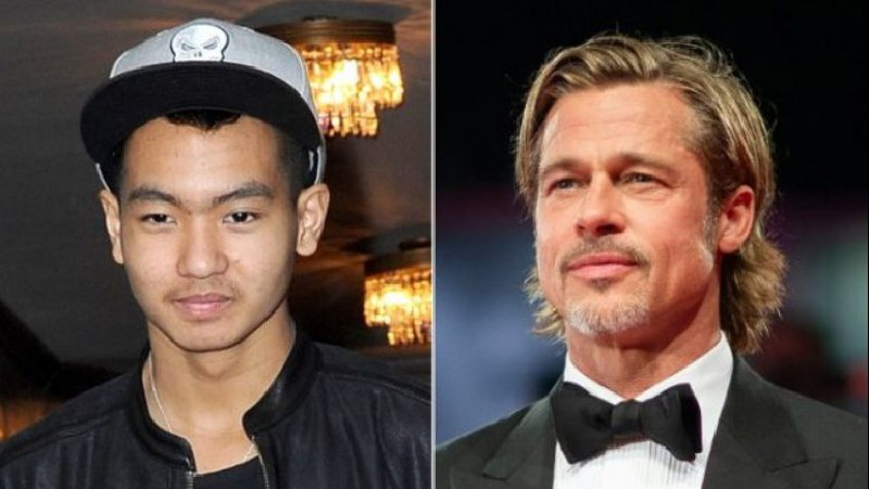 Në konflikt me Brad Pitt, reagon për herë të parë djali