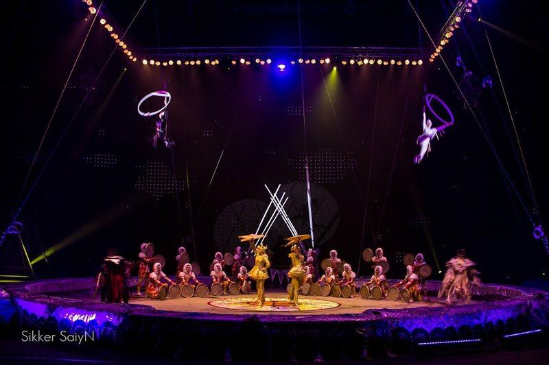 Tirana qendra e aktiviteteve artistike, Cirku i Budapestit vjen për