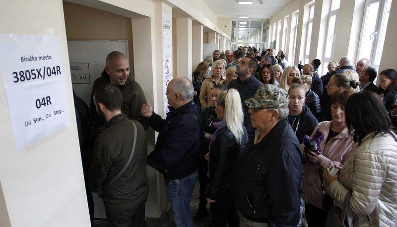 Beogradi dënon Kosovën për shvlerësimin e votave nga Serbia