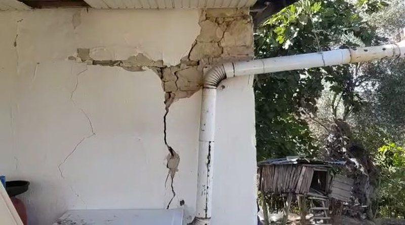 FOTO/ Shikoni dëmet nga tërmetet e djeshme në banesat e Ndroqit