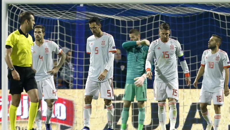 """Humbi ndaj Kroacisë, Enrike """"kryqëzohet"""" në"""