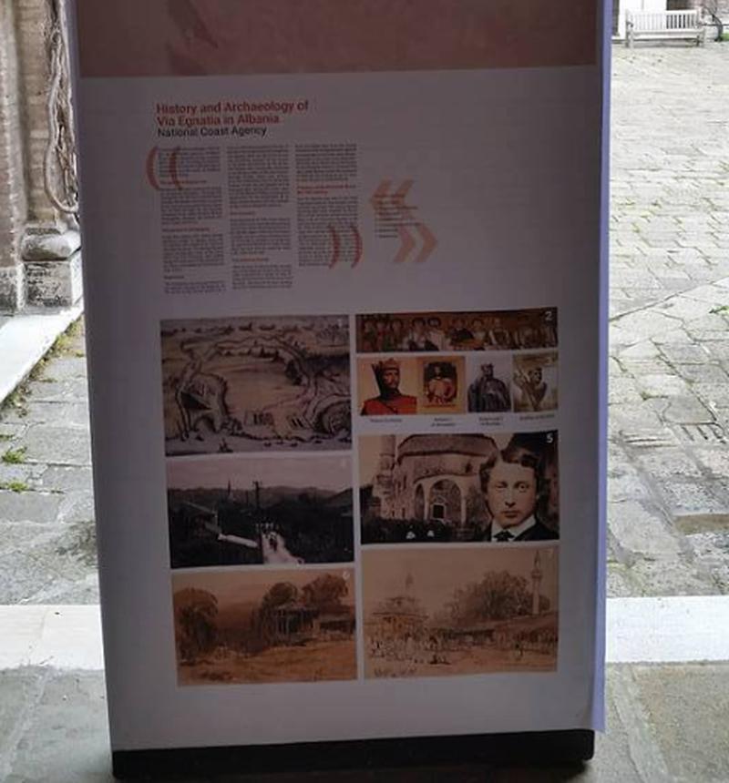 AKB, në Venecia me projektin e rrugës Egnatia