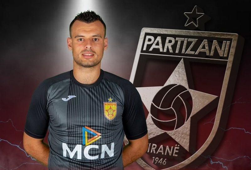 Rrëzimi i portierit të Partizanit nga kati i gjashtë i pallatit,