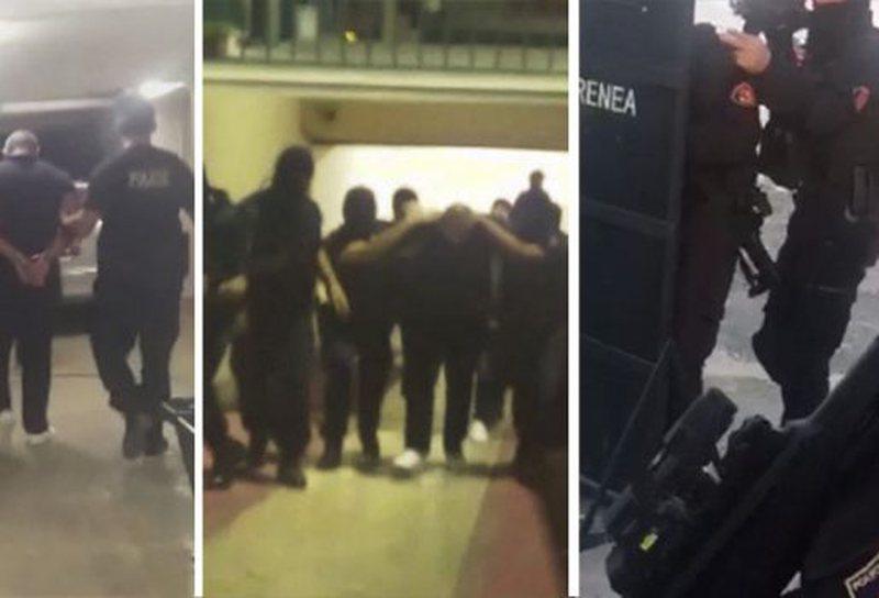 Krimet e Rënda lënë në burg 6 antarët e grupit