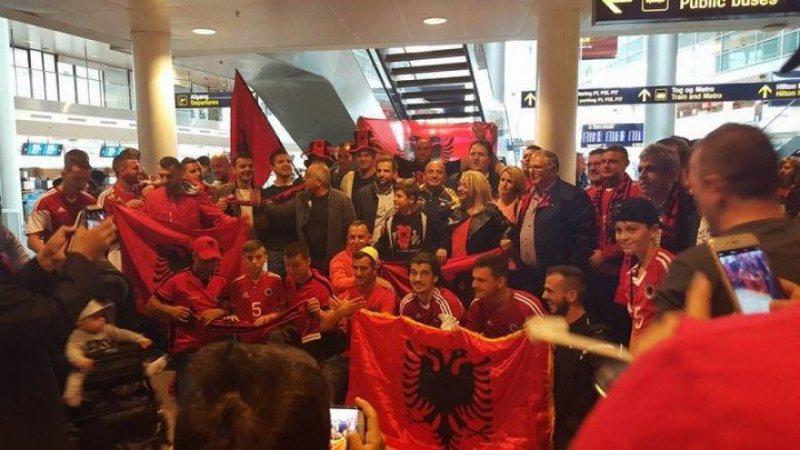 Plas para ndeshjes Turqi-Shqipëri, ndodh situata e pazakontë me 1