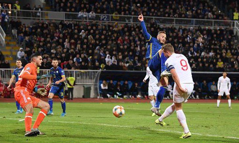 Kosova e pafuqishme edhe në shtëpi kundër Anglisë (GOLAT)