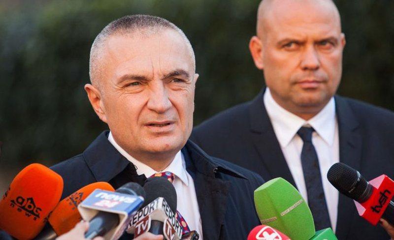 Ylli Manjani del kundër Ilir Metës: Nuk do të doja një