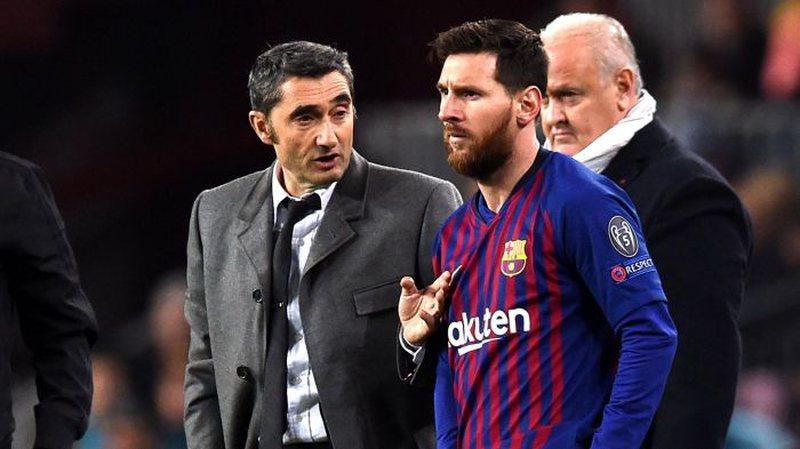 A do aktivizohet Messi kundër Dortmund nesër në Champions?