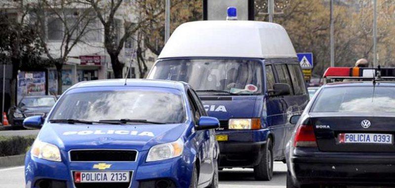 Aksioni i befasishëm i Policisë në Lezhë dhe Laç,