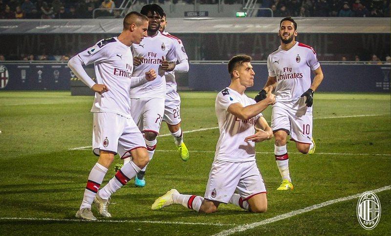 Rikthehet skuadra e Milanit, siguron fitoren e dytë radhazi