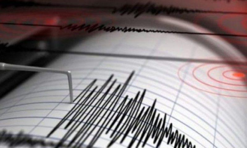 Tërmet 3.1 ballë në veriperëndim të Shijakut në