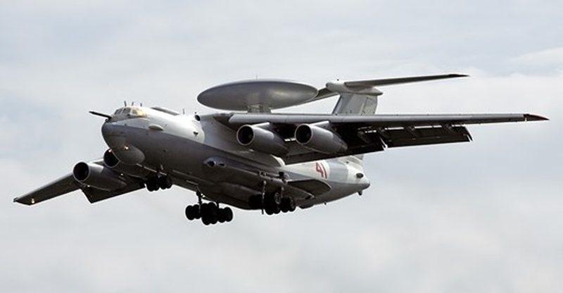 Rusia dërgon 'radarët fluturues' A-50 në jug pranë
