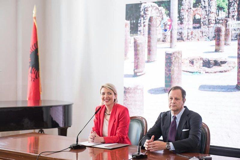 Margariti: Plan menaxhimi i Butrintit, për investim të