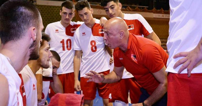 Arben Sako: Volejbolli në Shqipëri më lart se basketbolli,