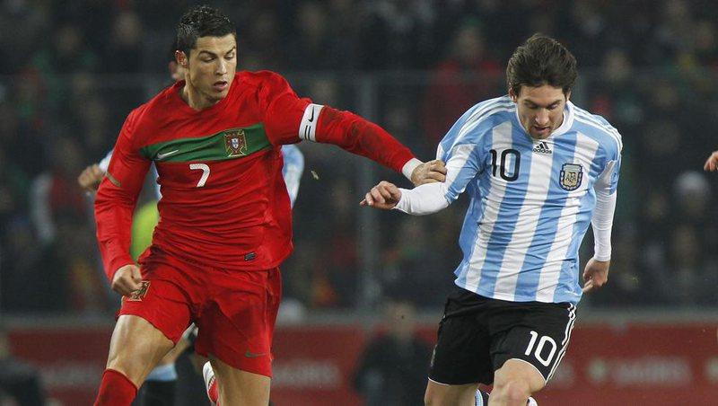 """Ronaldo shënon më shumë, por golat e Mesit janë """"pesha"""