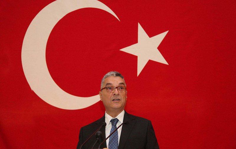 Grushti i shtetit, Ambasada e Turqisë në Tiranë: Nga një
