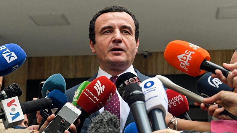 Albin Kurti me ide të qarta pas takimit me Vjosa Osmanin: Nuk do