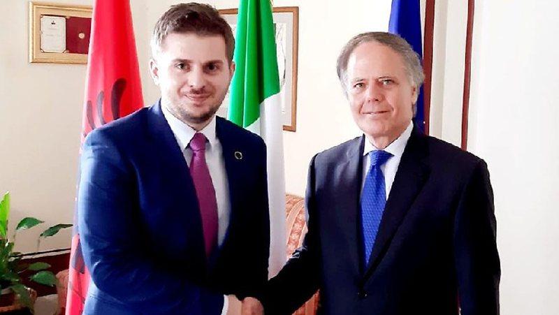 Hapja e negociatave për në BE, Gent Cakaj jep lajmin e mirë nga