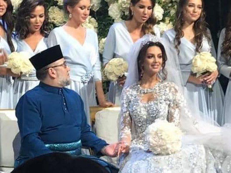 Misteri i divorcit të mbretit të Malajzisë, modelja ruse poston