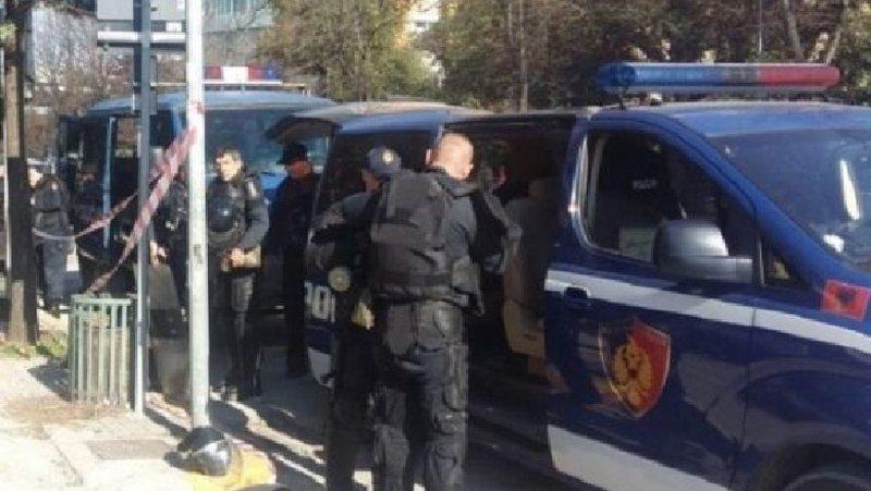 Policia blindon Elbasanin, në 'sitë' zona ku u modifikua
