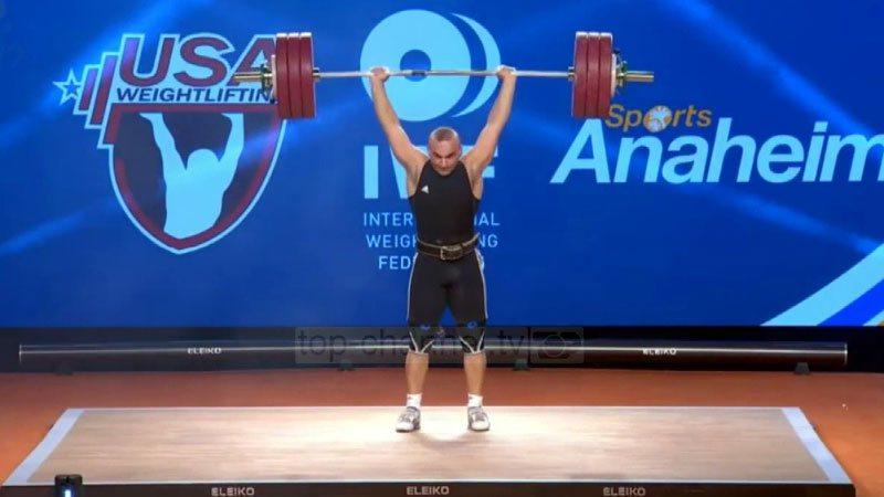 Qerimaj me fat, fiton medalje nga dopingu