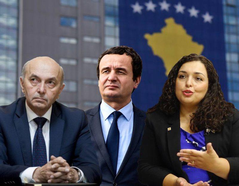 """""""Ky është fillimi qeverisjes së re"""", Albin Kurti"""