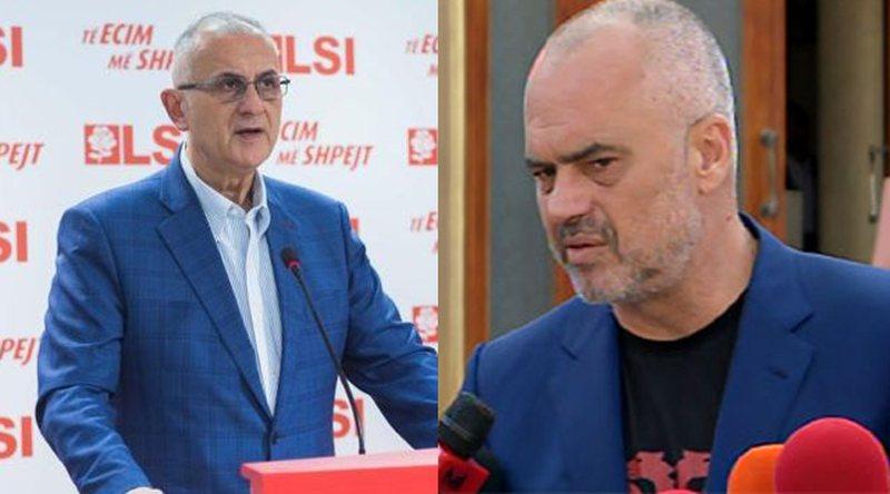 """Petrit Vasili """"kryqëzon"""" Ramën: Vendos kriminelë"""
