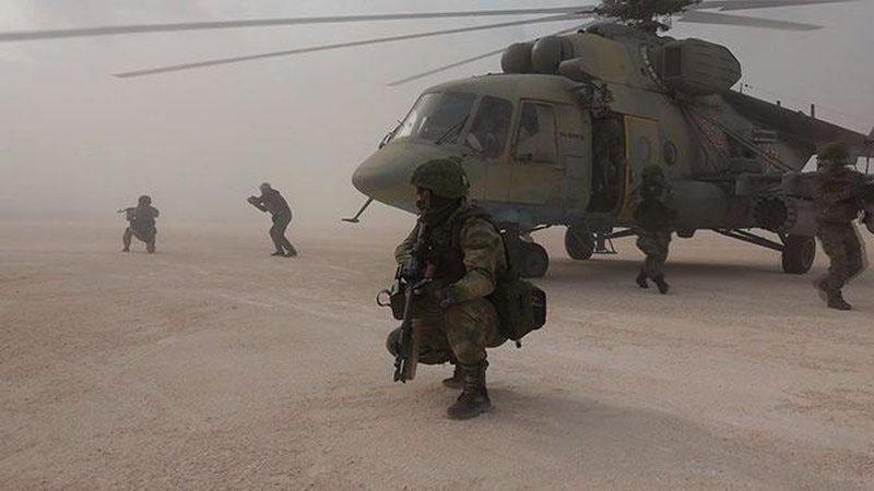Komandot ruse marrin kontrollin e bazës në Siri, pak pas braktisjes