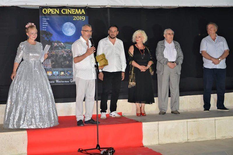 """""""Open Cinema"""", me filma shqiptarë dhe të huaj në"""