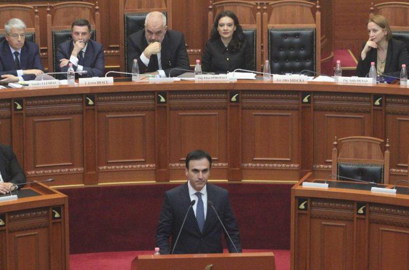 Kuvendi zgjodhi Prokurorin e ri të Përgjithshëm me 101 vota, ja