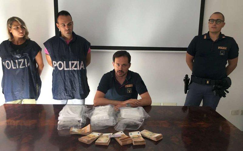 Kapet me kokainë një shqiptar, nuk do ta besoni vendin se ku e kishte