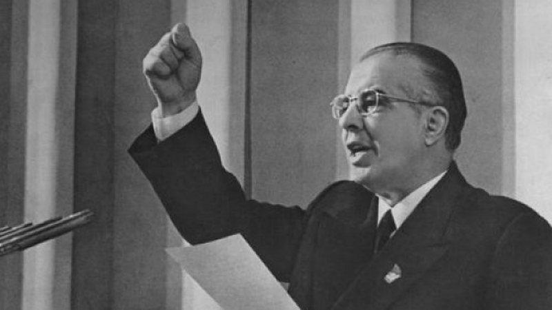 Dokumentet, ja si Tito synonte të bënte Shqipërinë