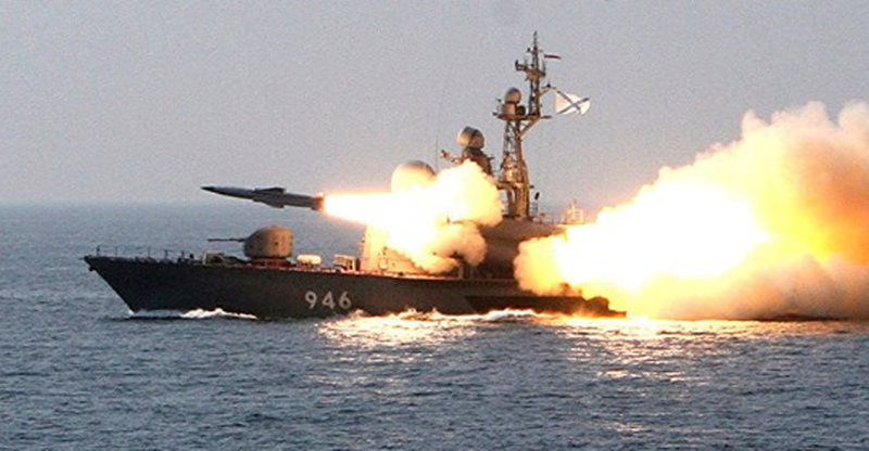 Testi dramatik/ Luftanija ruse shkatërron objektivin me raktat supersonike
